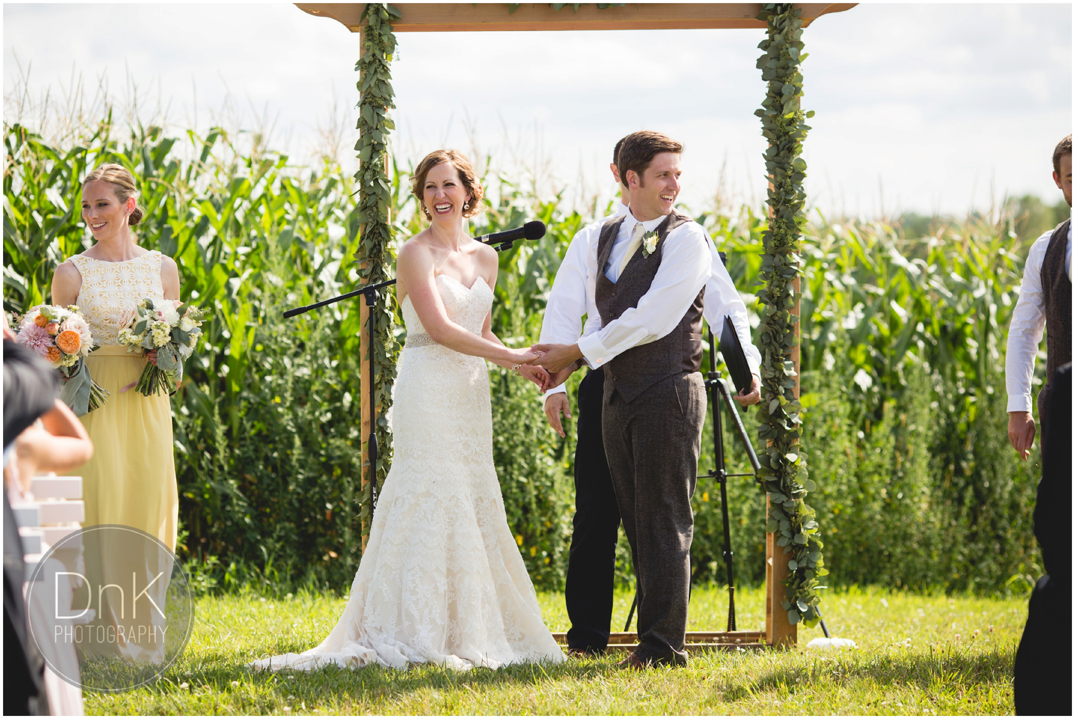 27 - Dellwood Barn Wedding Ceremony