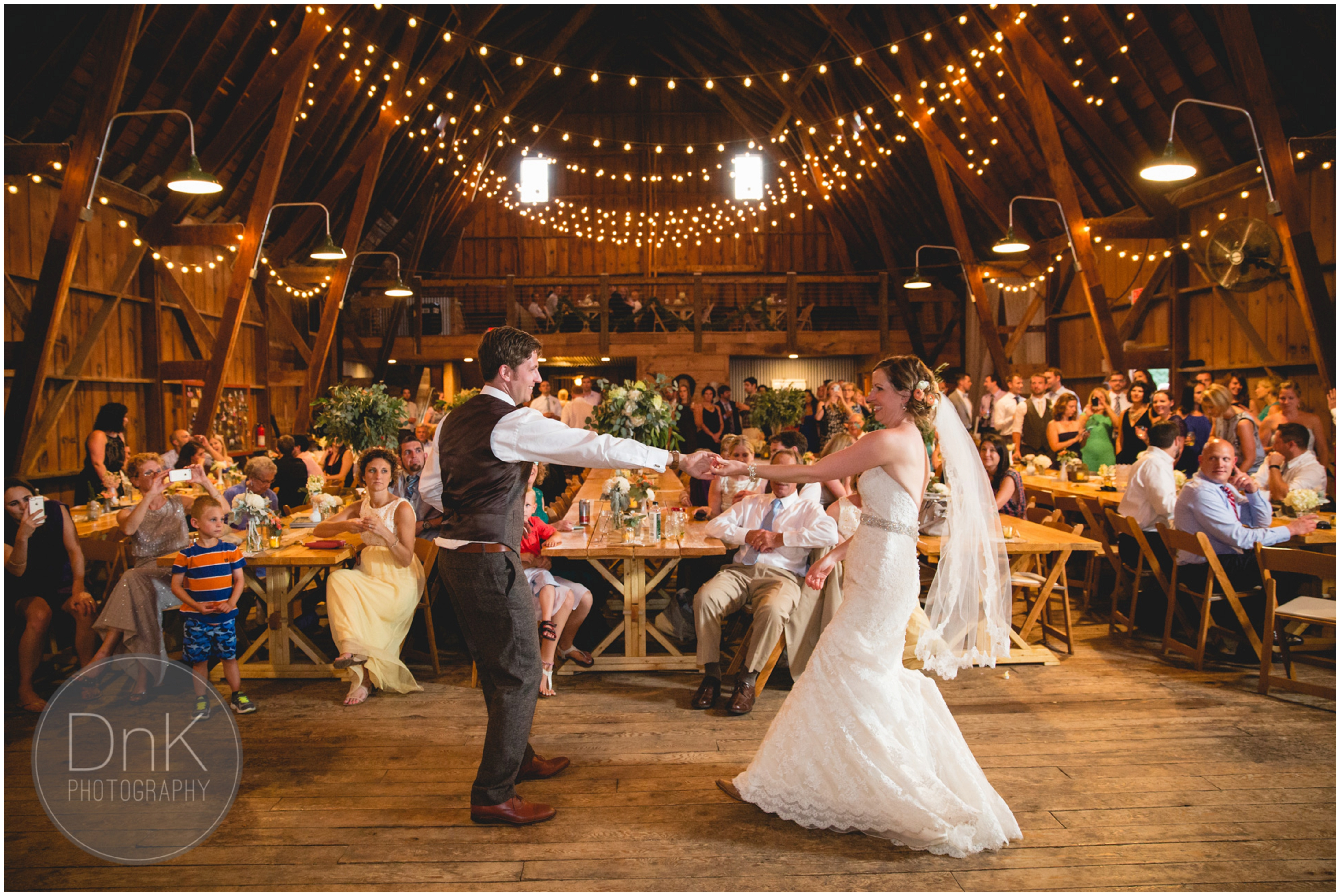 50 - Dellwood Barn Wedding Reception