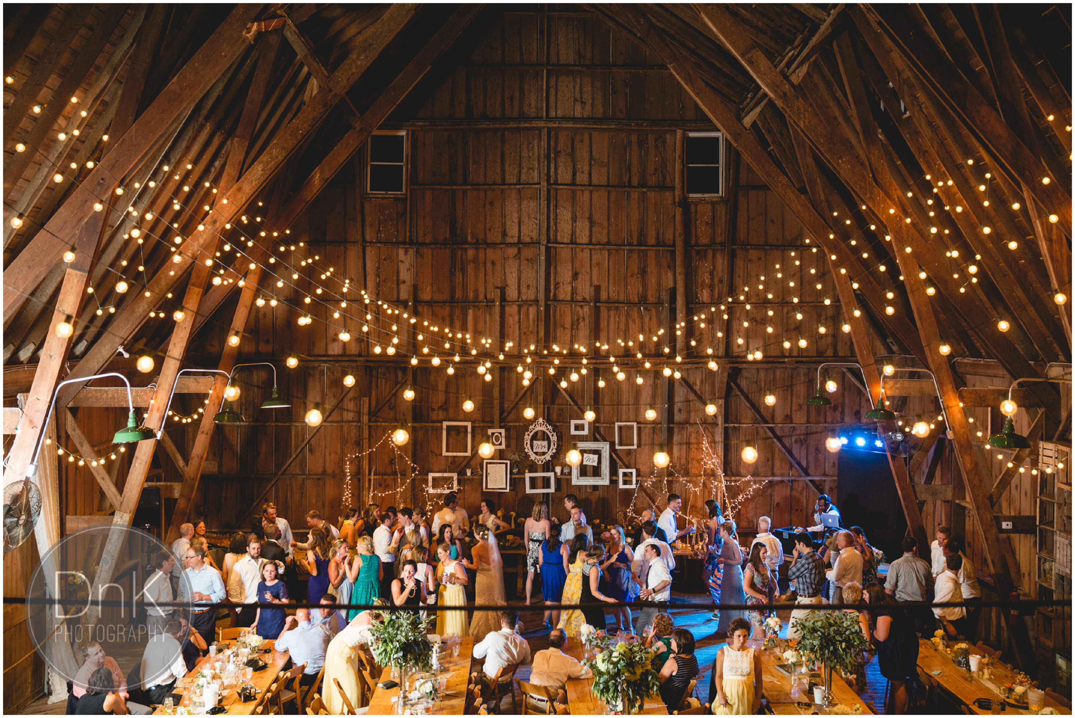 61 - Dellwood Barn Wedding Reception