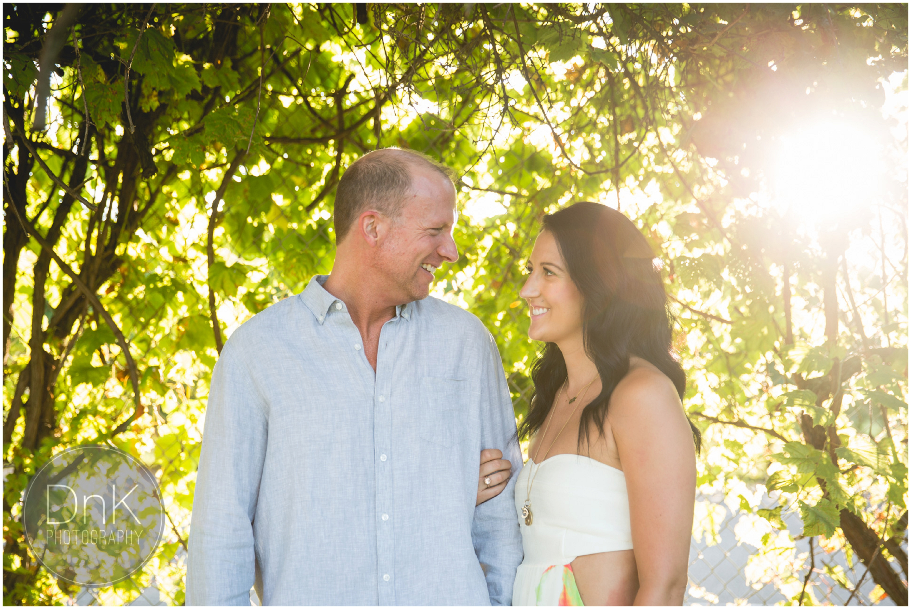 59- Engagement Pictures in a Vineyard