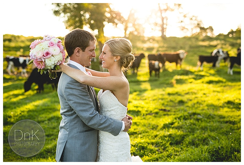 M&T's Wisconsin Barn Wedding