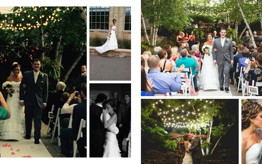 Is it time to ditch the professional photographer for your wedding?