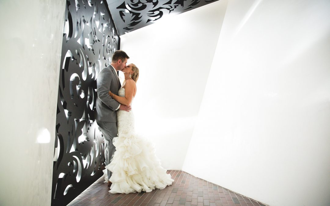Wedding at the Walker Art Center