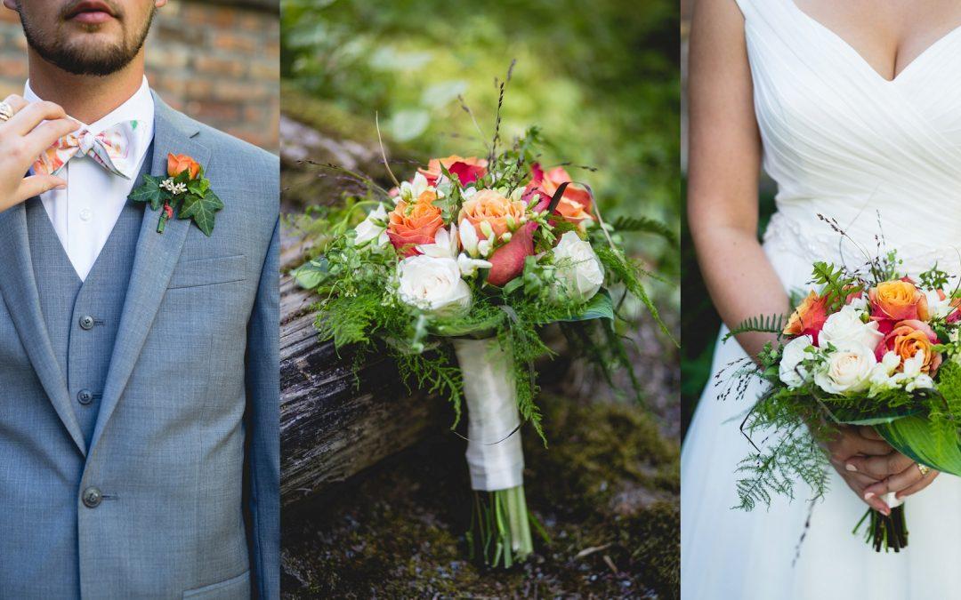 The Woods Chapel Wedding – Yannick and Julia