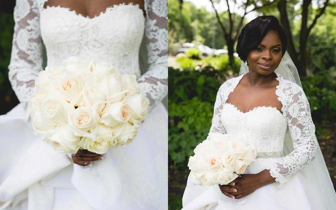 Ese and Kwasi's Edina Country Club Wedding
